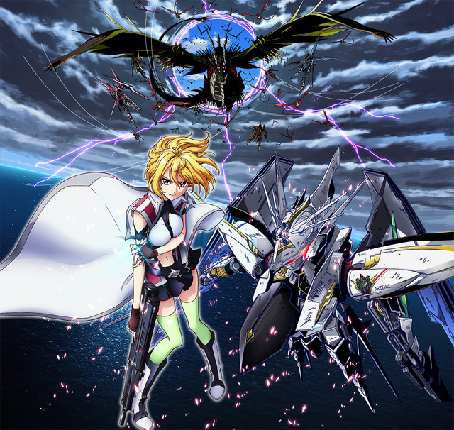 cross ange new mecha anime wy indieg4m3z