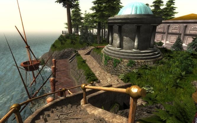Myst-Island-Day