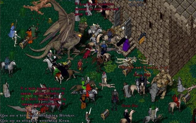 Ultima online release date in Australia