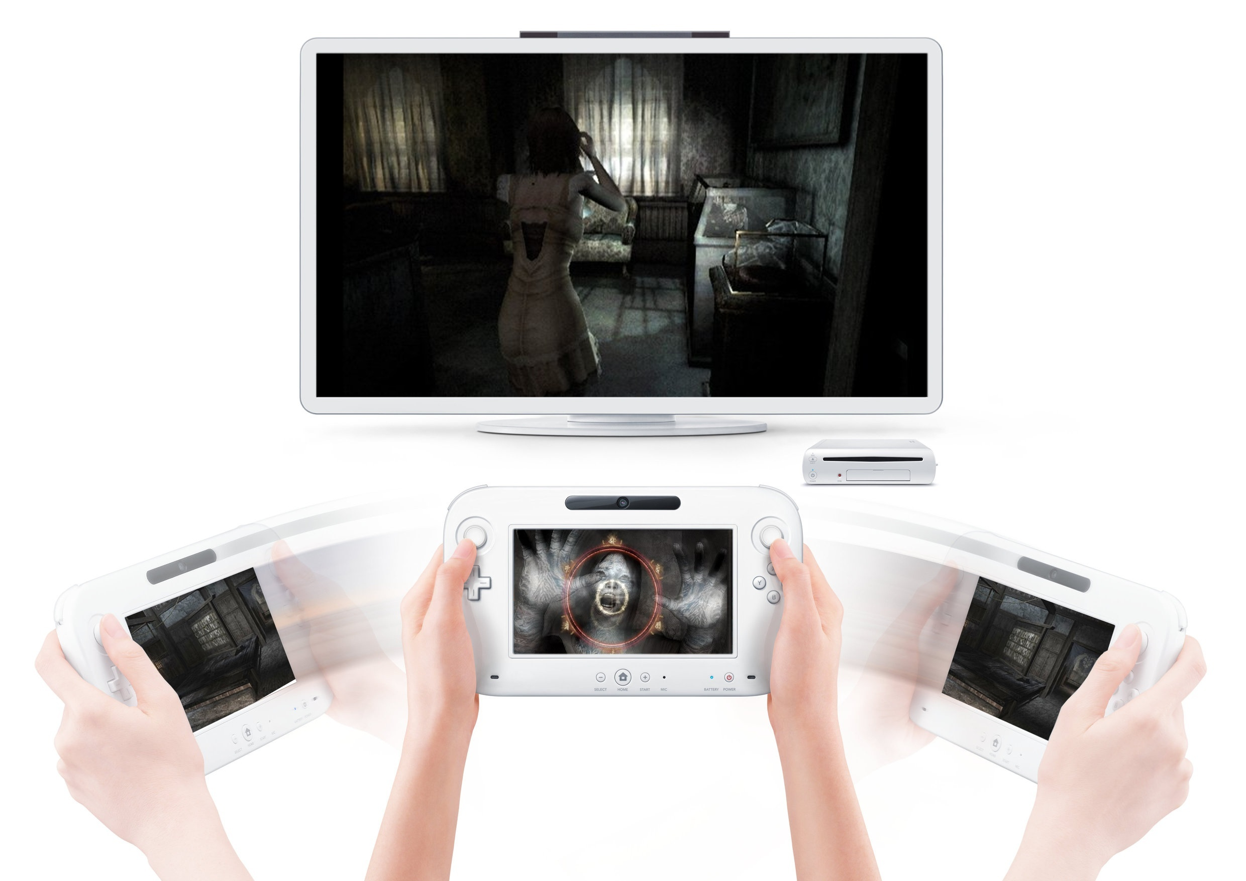 Fatal Frame: The Raven Haired Shrine Maiden for Wii U New Trailer ...