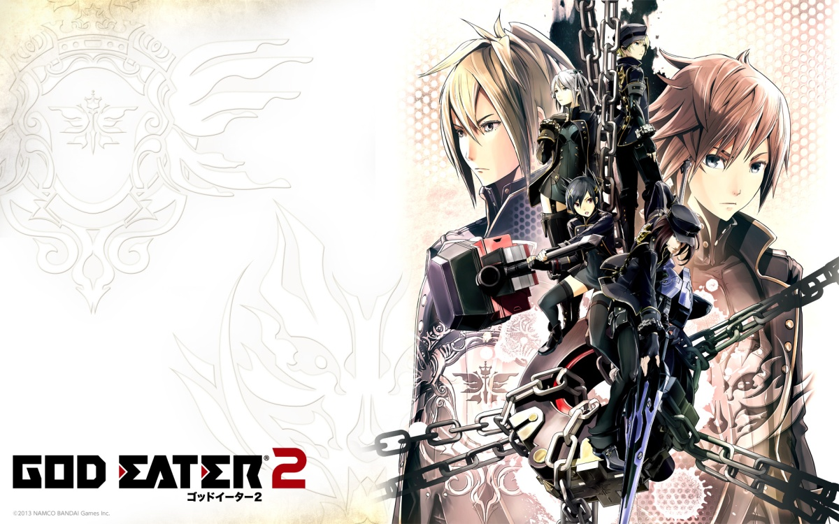 God Eater 2 Rage Burst For PS4 Looks Amazing Wy IndieG4m3z